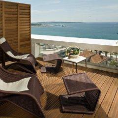 Le Grand Hotel Cannes 5* Номер Делюкс фото 5