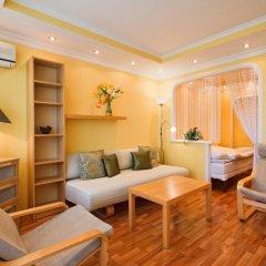 Апартаменты LikeHome Апартаменты Полянка Студия Делюкс с разными типами кроватей фото 4