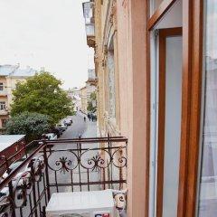 Гостиница Crystal Apartments Украина, Львов - отзывы, цены и фото номеров - забронировать гостиницу Crystal Apartments онлайн балкон
