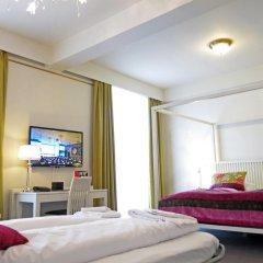 Hotel Villa Terminus 3* Стандартный семейный номер с двуспальной кроватью фото 2