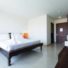 Отель Chatkaew Hill and Residence 3* Стандартный номер с различными типами кроватей фото 7