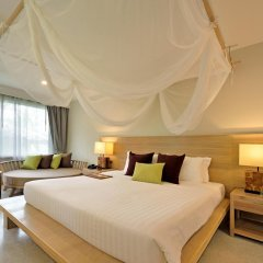 Отель Pakasai Resort 4* Люкс с различными типами кроватей фото 8