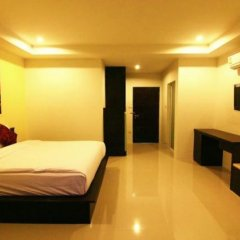 Отель Nicha Residence 3* Улучшенный номер с различными типами кроватей фото 2