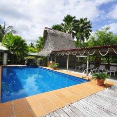 Отель Kosrae Nautilus Resort Федеративные Штаты Микронезии, Косраэ - отзывы, цены и фото номеров - забронировать отель Kosrae Nautilus Resort онлайн бассейн фото 3