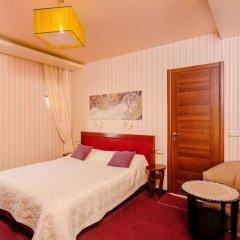 Meridian Hotel 4* Стандартный семейный номер с двуспальной кроватью фото 2