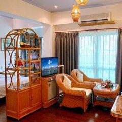 Green Hotel Nha Trang 3* Представительский номер фото 7