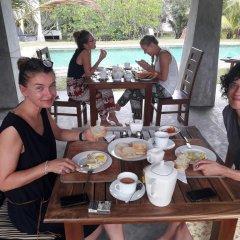 Отель Villa Mangrove Унаватуна питание фото 3