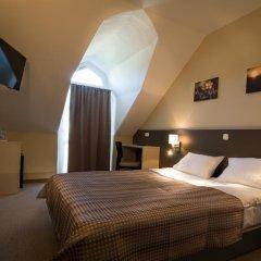 Corvin Hotel Budapest - Corvin wing 4* Стандартный номер с различными типами кроватей фото 3