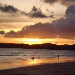 Отель Lanta Baan Nok Resort Ланта пляж