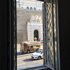 Отель 102 Vaticano Suite Roma Стандартный номер с различными типами кроватей фото 43