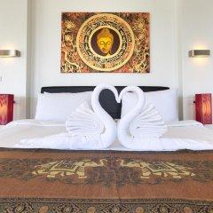 Отель Crystal Bay Beach Resort 3* Номер категории Премиум с различными типами кроватей