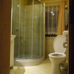 Отель Willa Pod Jesionem Поронин ванная фото 2