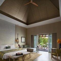 Отель Resorts World Sentosa - Beach Villas 5* Вилла с различными типами кроватей фото 6