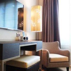 Отель Villa Saxe Eiffel 4* Стандартный номер с различными типами кроватей фото 7