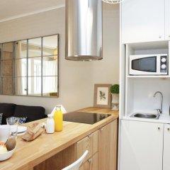 Отель Flores Guest House 4* Улучшенные апартаменты с различными типами кроватей фото 14
