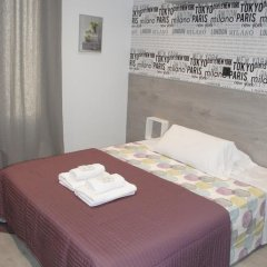 Отель Fuencarral Rooms Стандартный номер с двуспальной кроватью фото 14