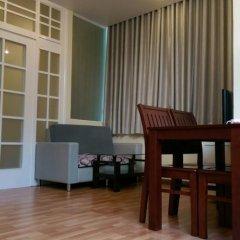 Отель Greenlife ApartHotel 3* Стандартный номер с различными типами кроватей фото 29
