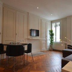 Отель Appartements Hôtel de Ville Франция, Лион - отзывы, цены и фото номеров - забронировать отель Appartements Hôtel de Ville онлайн комната для гостей фото 5