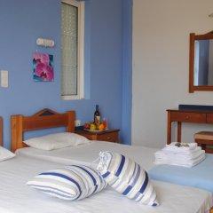 Mediterranean Hotel Apartments & Studios Студия с различными типами кроватей фото 2