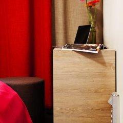 Отель Motel L Hammarby Sjöstad 3* Стандартный номер с различными типами кроватей фото 9