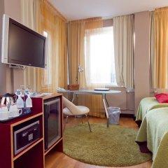 Original Sokos Hotel Albert 4* Стандартный номер с разными типами кроватей фото 10