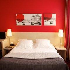 Отель Hôtel Le Richemont 3* Стандартный номер с двуспальной кроватью фото 10