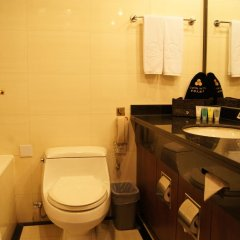 Capital Hotel 5* Люкс с различными типами кроватей фото 3