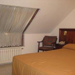 Отель Hostal Linar Стандартный номер с двуспальной кроватью фото 3