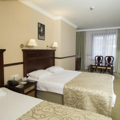 Topkapi Inter Istanbul Hotel 4* Стандартный номер с двуспальной кроватью фото 38