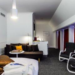 Radisson Blu Plaza Hotel, Helsinki 4* Полулюкс с различными типами кроватей фото 3