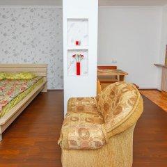 Апартаменты Petal Lotus Apartments on Tsiolkovskogo Апартаменты с разными типами кроватей фото 18