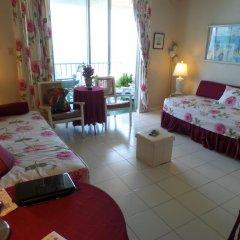 Отель Montego Bay Club Resort Ямайка, Монтего-Бей - отзывы, цены и фото номеров - забронировать отель Montego Bay Club Resort онлайн комната для гостей