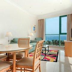 Отель Hilton Dubai Jumeirah 5* Люкс с различными типами кроватей фото 19