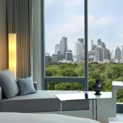 Отель Sofitel So Bangkok 5* Стандартный номер с различными типами кроватей фото 9