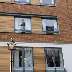 Отель YHA London Central Великобритания, Лондон - отзывы, цены и фото номеров - забронировать отель YHA London Central онлайн вид на фасад фото 2