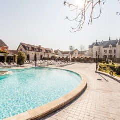 Thermae Boetfort Hotel бассейн