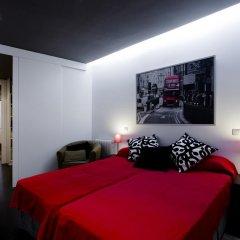 Апартаменты Habitat Apartments Latina комната для гостей фото 3