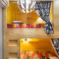 Хостел InDaHouse Кровать в женском общем номере фото 2