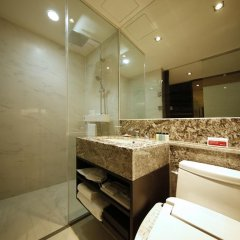 Отель Ramada Encore Seoul Magok 3* Номер Делюкс с различными типами кроватей фото 3