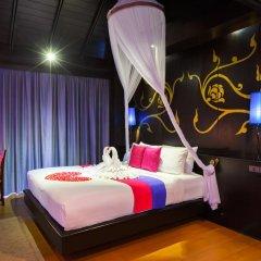 Отель Aquamarine Resort & Villa 4* Вилла с различными типами кроватей фото 23