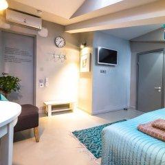 The 5th floor Hotel 3* Номер Делюкс с различными типами кроватей фото 10