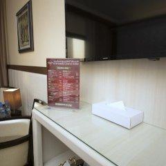 Al Khaleej Grand Hotel 3* Стандартный номер с различными типами кроватей фото 2
