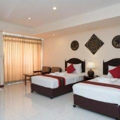 True Siam Phayathai Hotel 3* Стандартный номер с различными типами кроватей фото 10