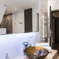 Отель Quality House Cisza nad Doliną Закопане ванная