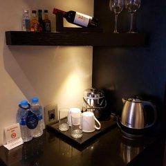 Отель Grand Hilton Seoul 5* Номер Делюкс с различными типами кроватей фото 4