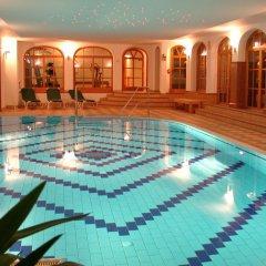 Отель Ferienwohnungen Doktorwirt Зальцбург бассейн