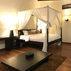 Отель Siloso Beach Resort, Sentosa 3* Вилла с различными типами кроватей фото 6