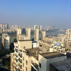 Lijing International Hotel балкон