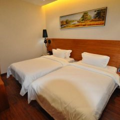 Hongchang Business Hotel 4* Улучшенный номер