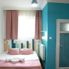 AlaDeniz Hotel 2* Номер Делюкс с двуспальной кроватью фото 9